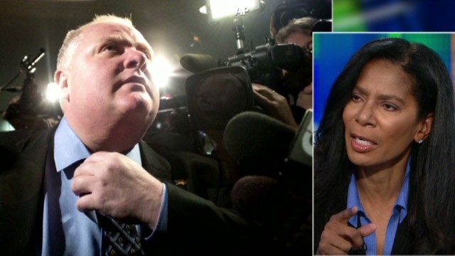 'Scandal' inspiration on Rob Ford