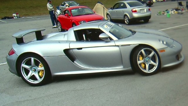 Is the Porsche Carrera GT too dangerous?