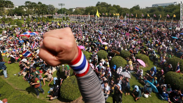 Thai protests impact economy