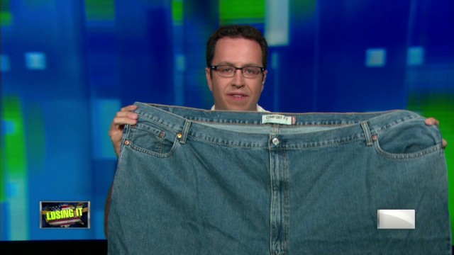 Jared Fogle and his 'fat jeans'