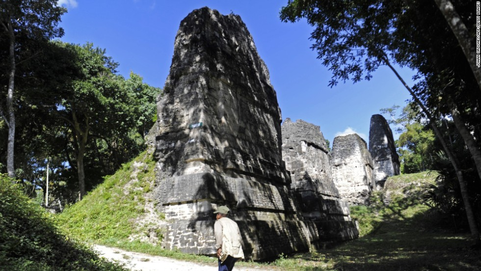Tikal National Park also encompasses Uaxactún -- once a separate city -- as well as nearly 55,000 acres of rainforest that add to its beauty and mystery.