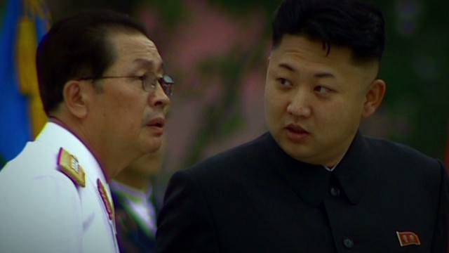 North Korea leadership shake-up?