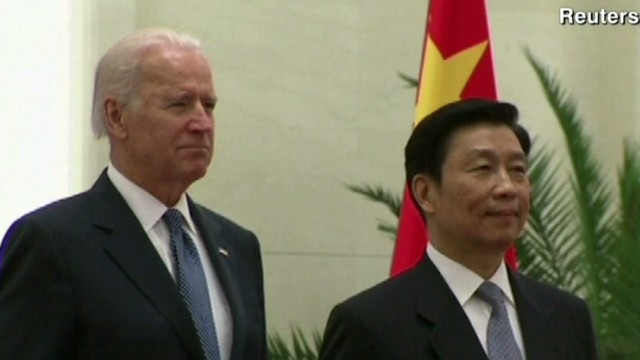 2013: U.S.-China ties tested