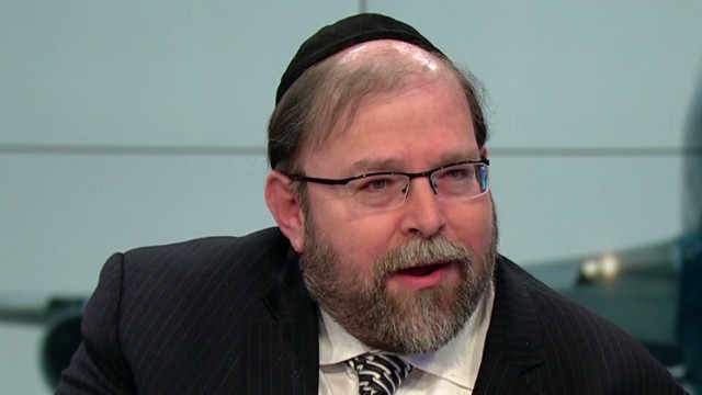 Rabbi's frequent flier privileges revoked Newday _00012607.jpg