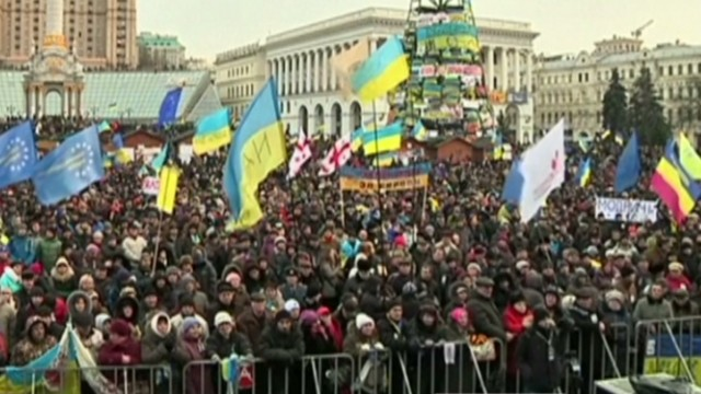 A new Orange Revolution in Ukraine?