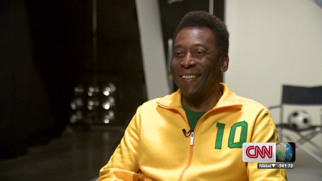 Pele's dream World Cup matches