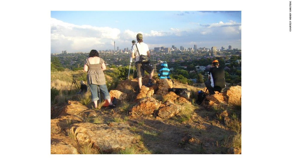 Melville Koppies is a nature reserve in the heart of Joburg with evidence of Stone Age settlements.