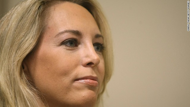 Former CIA agent Valerie Plame's identity was at the center of the CIA leak controversy.