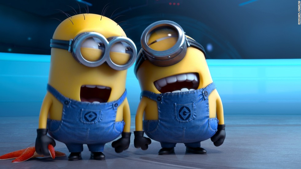 "Winner: Minions rejoice! ""Despicable Me 2"" was the top animated film of the year, even topping Pixar's entry, ""Monsters University."""