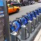 5. Bike share - New York City