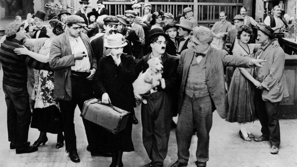 an introduction to the life and film by charlie chaplin Director and directed by an introduction to the life of charlie chaplin richard schickel with charles chaplin an author of the book charlie chaplin.