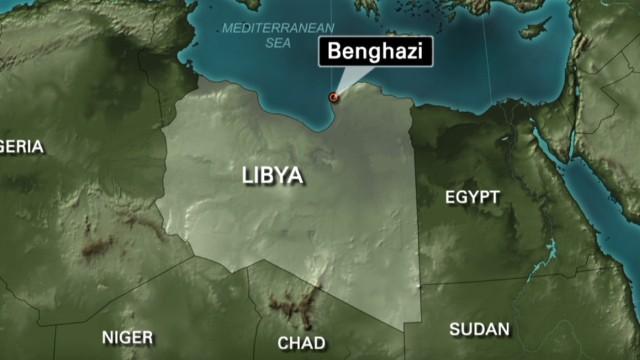 American teacher killed in Benghazi