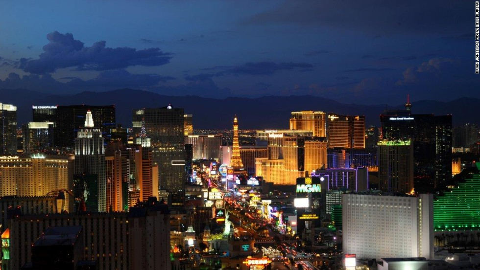A city built on gambling and entertainment, Las Vegas is expanding into other activities designed to attract visitors.
