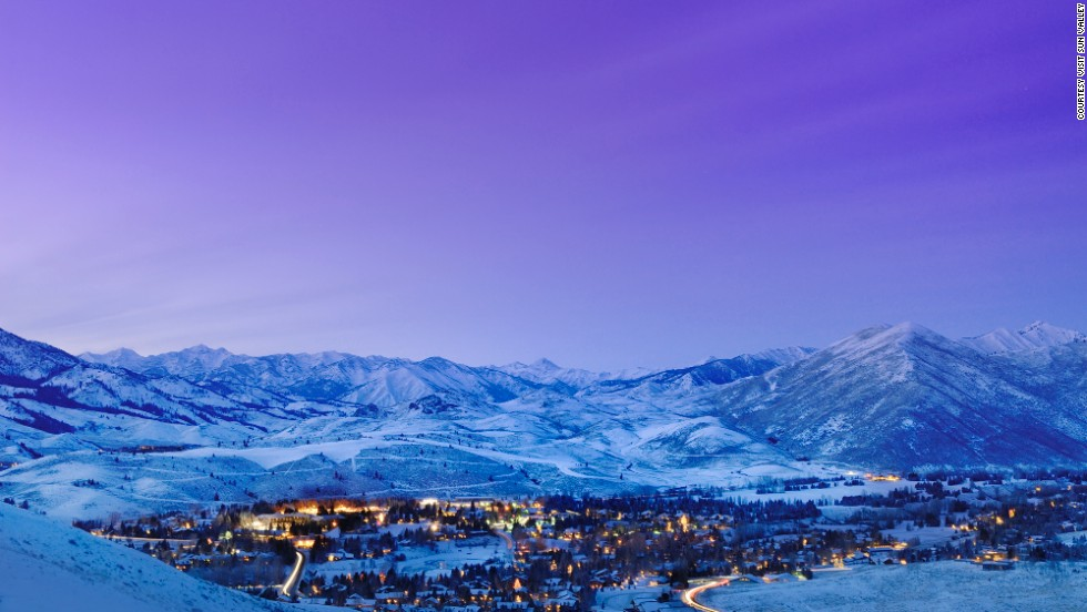 Let the crowds go to Colorado for that state's powder. If you're looking for a less expensive and less crowded vacation, Sun Valley could be your alternative.