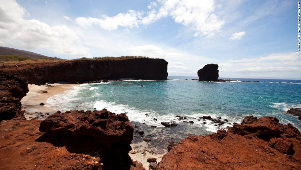 Enjoy a local and quiet version of Hawaii when you stay on Lanai.