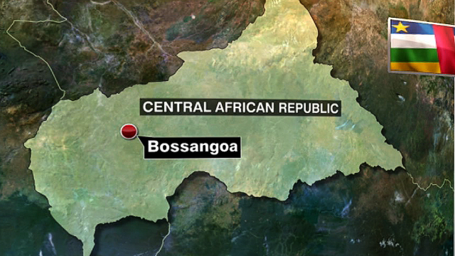 U.N. to help Central African Republic