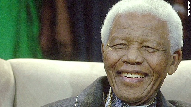 The world reacts to Mandela's death
