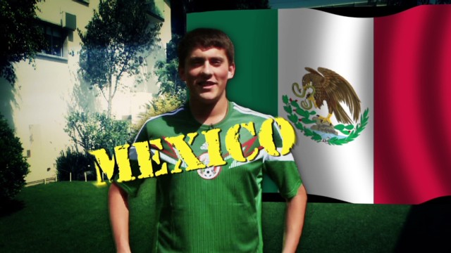 A Mexico fan's World Cup dream