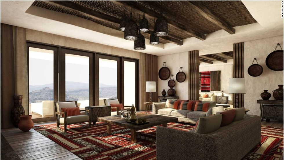 Set 2,000 meters above sea level, Alila's Middle Eastern debut has spectacular mountain views. Opening: March 2014.