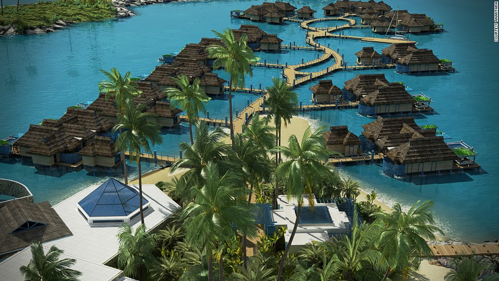 Anantara's upcoming big opening is a 13-hectare private island resort. Opening: April 2014.