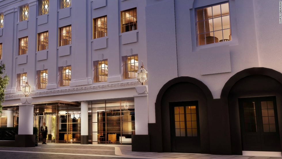 The founders of some of London's most successful restaurants are launching this boutique Mayfair property. Opening: Q3, 2014.