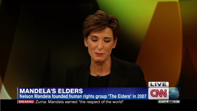 Mary Robinson Remembers Mandela