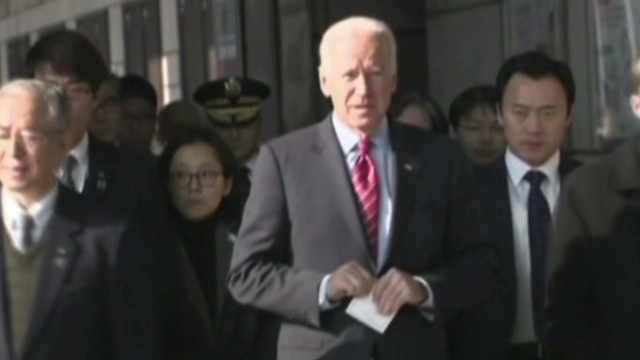 What was Biden's role in Newman release?