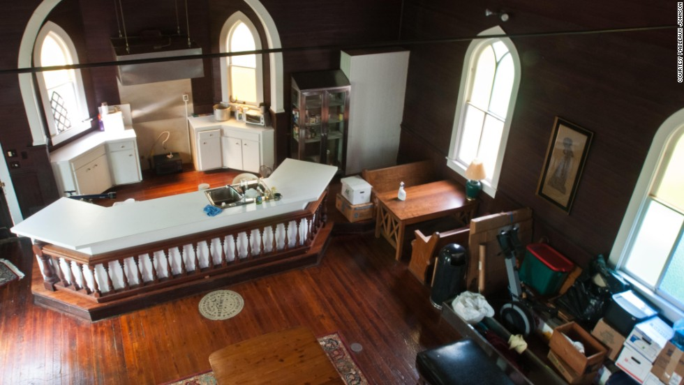 Adaptive Reuse Old Churches Remodeled Into Homes Offices