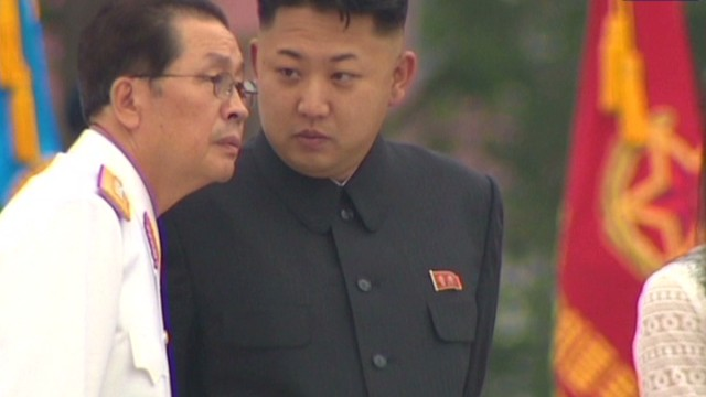 North Korean leader's uncle ousted