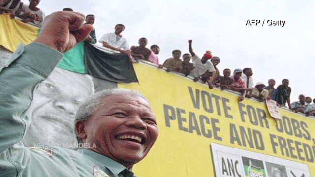 How Mandela shaped a new South Africa