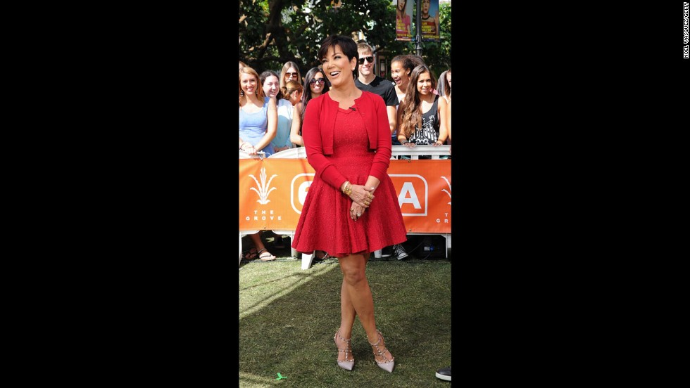 """Kim Kardashian's mother, <a href=""""http://www.psoriasis.org/news/kardashian"""" target=""""_blank"""">Kris Jenner</a>, also said she has experienced bouts with the skin condition."""
