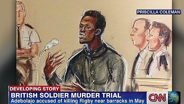 Alarming testimony in UK murder trail