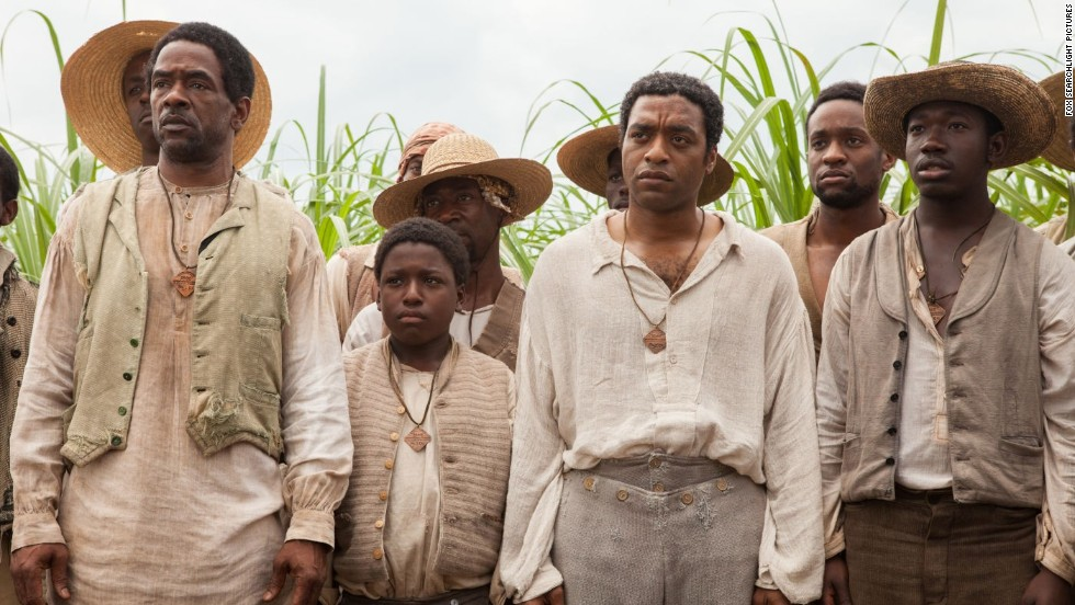 "<strong>Best motion picture, drama: </strong>""12 Years a Slave"""