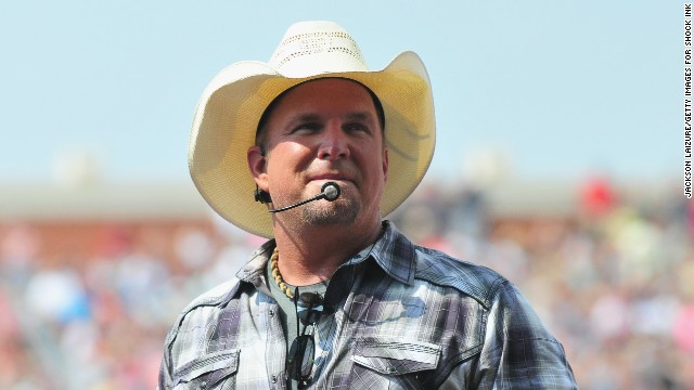 Garth Brooks will be touring and releasing a new album.