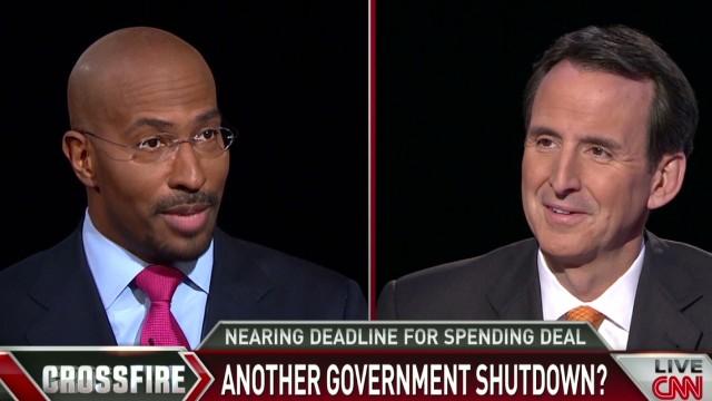 Grand bargain to avoid another shutdown?