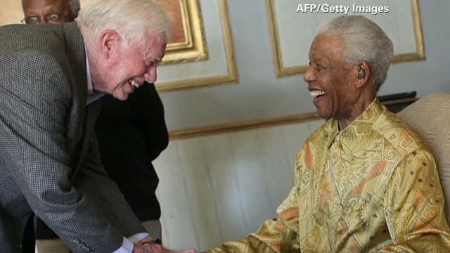 Planning for the Mandela memorial service