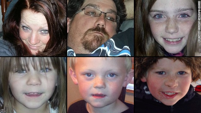 Missing adults, four children found safe