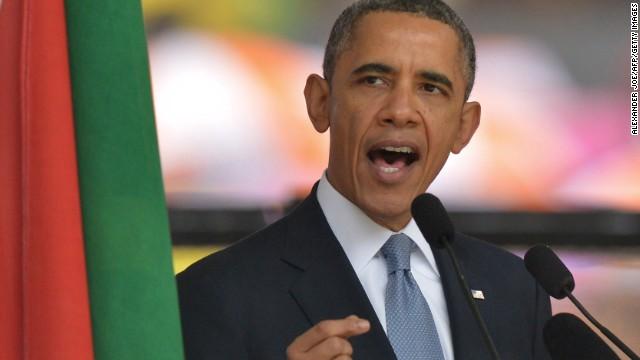 World leaders celebrate Mandela's legacy