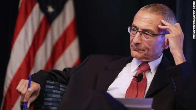 Panel: Podesta will help steady the ship