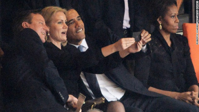 Photographer of Obama selfie speaks out