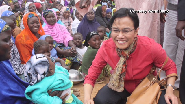 World Bank boss' quest to end poverty