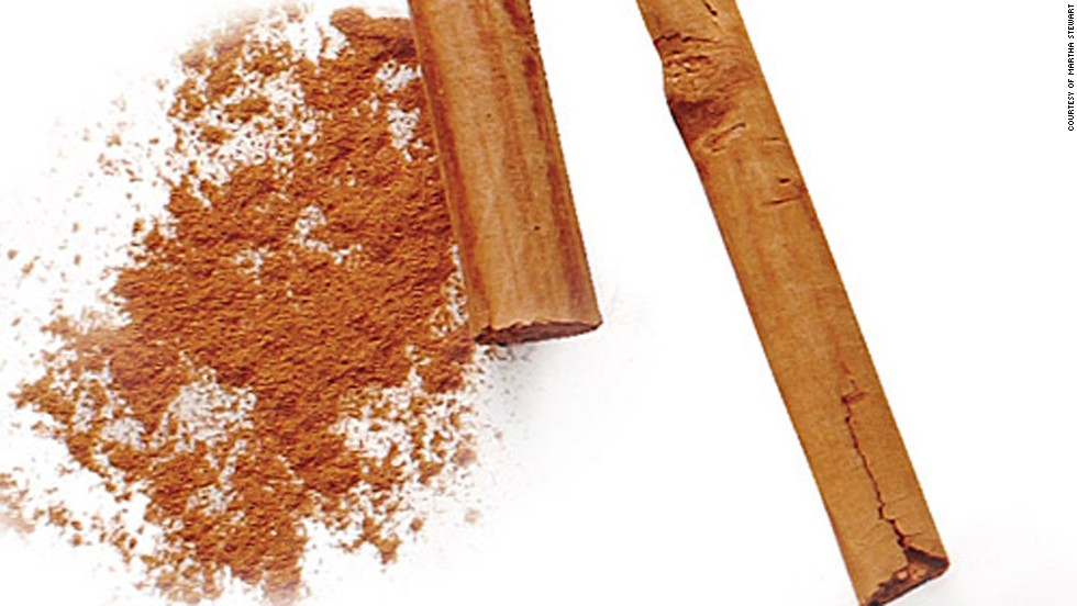 <strong>Cinnamon -- </strong>Health perk: One teaspoon daily can lower blood sugar levels, possibly helping to prevent or control diabetes, a study in the American Journal of Clinical Nutrition found. Use it in: Fall squash soups, fruit chutney, and French toast.