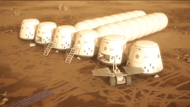 Mars One mission accepting applications