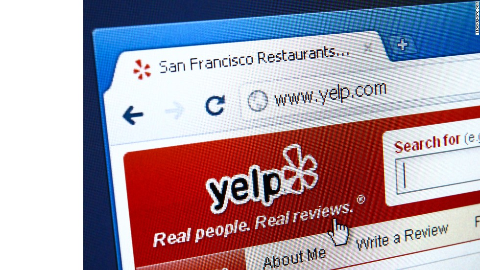 Bookmark your favorite sites on Yelp, so you can explore a new town without backtracking all day.