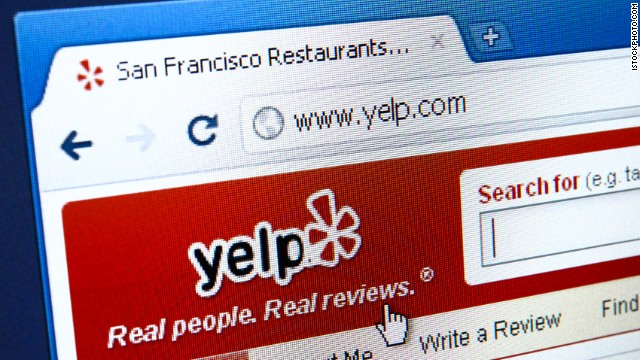 Restaurants and other businesses can't punish customers for bad online reviews under a California law.