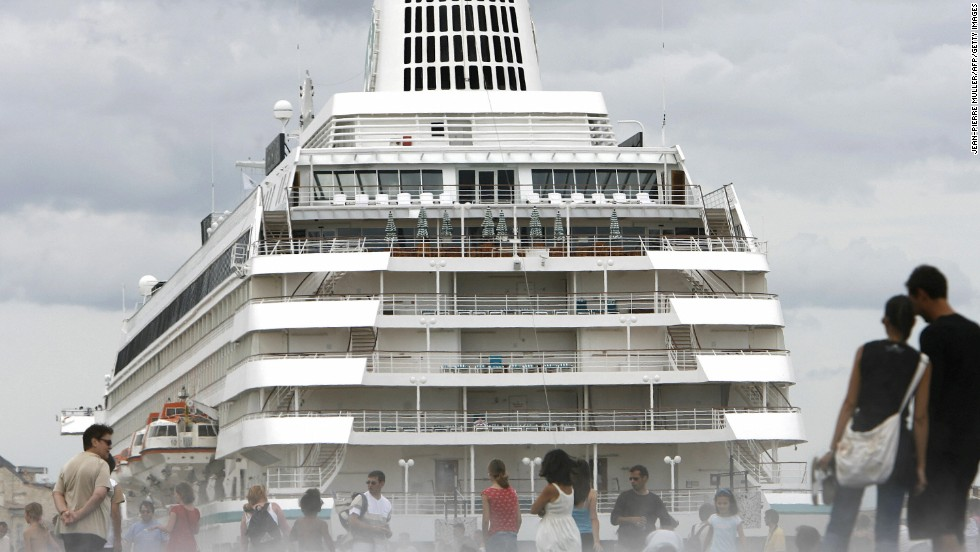"Somewhere between the cruise for singles and the cruise for families, the most romantic cruise for couples on vacation is the stylish Crystal ""Symphony."""