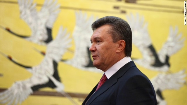 Expert: No hope for Yanukovych in Ukraine