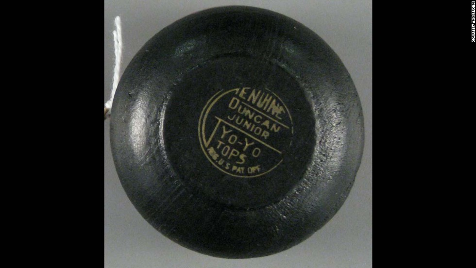 Genuine Duncan Junior Yo-Yo by Duncan in the 1930s-1950s. The Yo-Yo is the second oldest toy, after dolls and can be traced back to nearly 500 B.C. Donald Duncan saw the popularity of the toy and bought the Flores Yo-Yo Company for $25,000 in 1929.