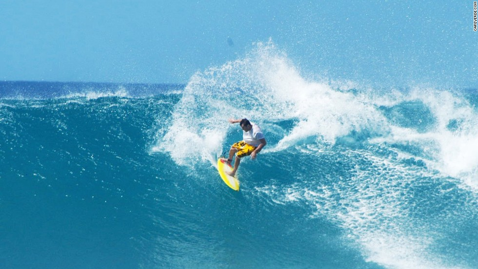 Surfing is a hot draw for Cape Verde, located off the west coast of Africa. Ethical Traveler says it remains one of the highest-rated countries in Africa by Reporters Without Borders for a relatively free press. Its tourism management was cited by the World Bank as a top African example.