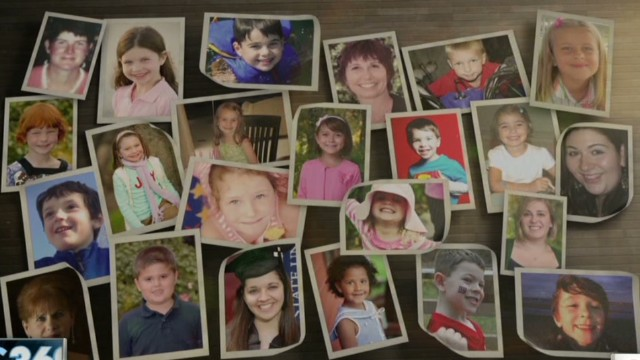 Remembering the children of Sandy Hook